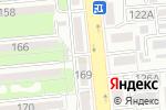 Схема проезда до компании Ломбард Прогресс, ТОО в Алматы