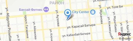 Авто Няня на карте Алматы