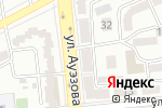 Схема проезда до компании G.Totina в Алматы