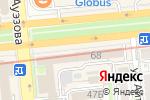 Схема проезда до компании ULES, ТОО в Алматы