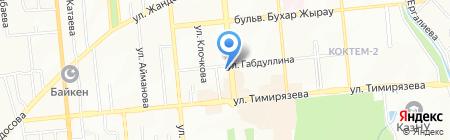 Пауэр Инжиниринг на карте Алматы