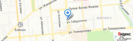 INmode на карте Алматы