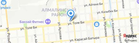 DL Computers на карте Алматы