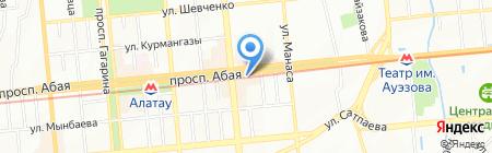BBS Engineering Corporation на карте Алматы