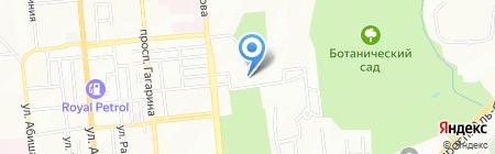 RAIFARM на карте Алматы