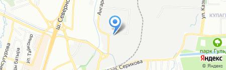 Китай-Сервис на карте Алматы