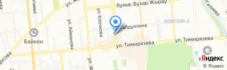 PStyle на карте Алматы