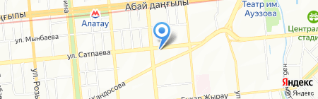 RiV Union на карте Алматы