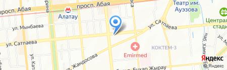 Z & Z Consult на карте Алматы