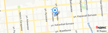 Print-a-porter на карте Алматы