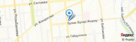ERFOLG на карте Алматы