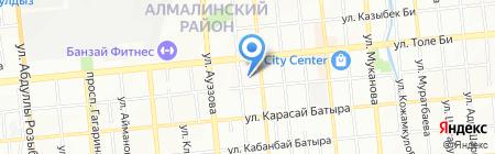 Luxor Торг на карте Алматы