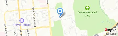Pobeda Kaz Almaz на карте Алматы