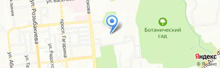 Honeywell ТОО на карте Алматы
