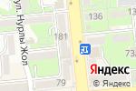 Схема проезда до компании Займер, ТОО в Алматы