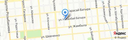 RSC-Group на карте Алматы