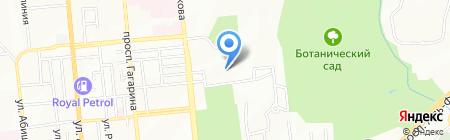 МирАС инжиниринг на карте Алматы