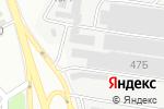 Схема проезда до компании Акрес-А в Алматы