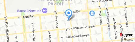 Luxury Resort на карте Алматы