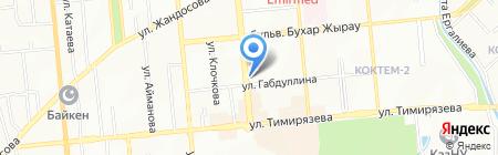 Японский магазин на карте Алматы