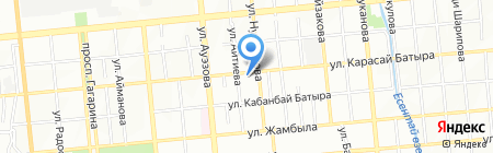 Roxi Petroleum Kazakhstan на карте Алматы