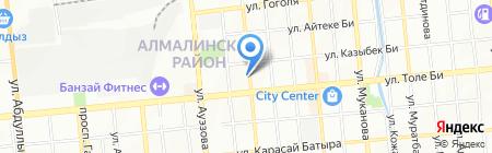 IT-Almaty на карте Алматы