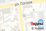 Схема проезда до компании Автопилот-Moto-shop в Алматы