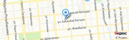 Premium Class на карте Алматы