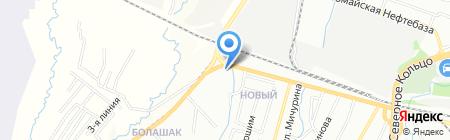 Premium Service на карте Алматы