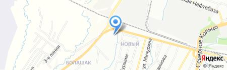 BOSCH Дизель Сервис на карте Алматы