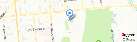 Traders на карте Алматы