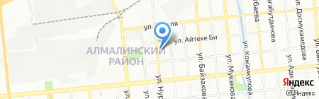 Technology of Imaging на карте Алматы