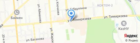LEMON LOMBARD ТОО на карте Алматы