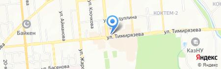 Super Star Ломбард на карте Алматы