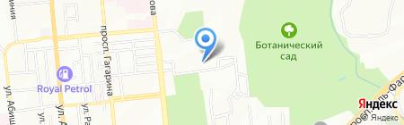 Pacifica на карте Алматы