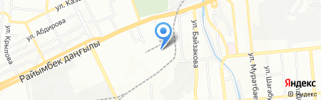 ТриАН Инжиниринг на карте Алматы