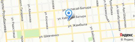 ARLEN Company на карте Алматы