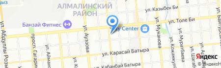 Mango Service на карте Алматы
