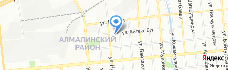 AC Pump Company на карте Алматы