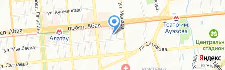 Education Group на карте Алматы
