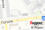 Схема проезда до компании Kalugin & K в Алматы