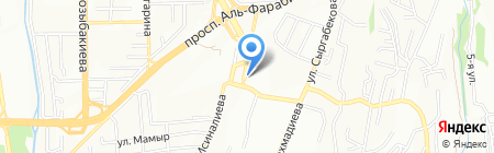AnnaBelle на карте Алматы