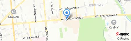 Всё Деткам на карте Алматы