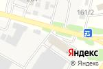 Схема проезда до компании Пункт почтовой связи №11 в КазЦике