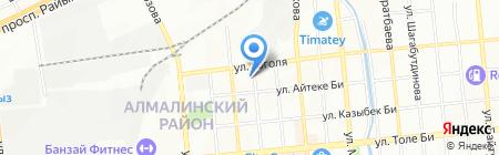 Ventclima на карте Алматы