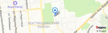 Future Enterprises PTE Ltd торговая компания на карте Алматы