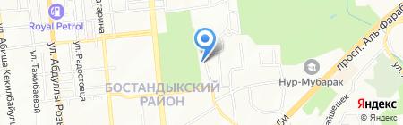Welldis на карте Алматы