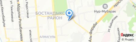 SATAIFILM на карте Алматы