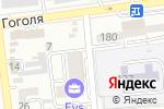 Схема проезда до компании Security Systems Kazakhstan в Алматы