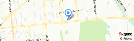 Подарки на карте Алматы